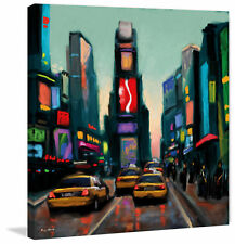 """Marmont Hill """"Coke Marquis"""" by Rick Novak Painting Print on Wrapped Canvas"""