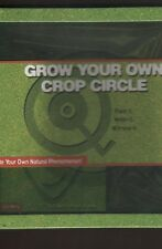 Grow Your Own Crop Circle Create Your Own Natural Phenomenon Kit  Unopened