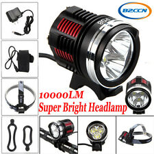10000LM CREE XM-L2 LED Cycling Bicycle Bike Front light Headlight Headlamp Torch