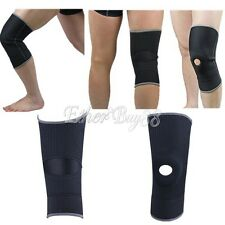 Knee Recovery Relief Sleeve Copper Compression Sports Fit Support Brace Running