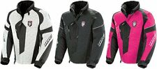 HJC Womens Storm Insulated Waterproof Snowmobile Jacket