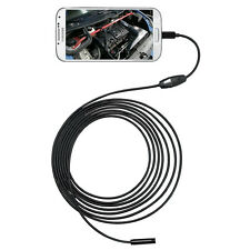 5.5mm 7mm 720P 2/3.5/5M Android Endoscope Waterproof Borescope Inspection Camera