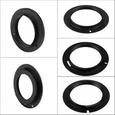 Camera M42 Lens Mount Adapter Ring for Canon Nikon Pentax Sony Olympus Aluminum