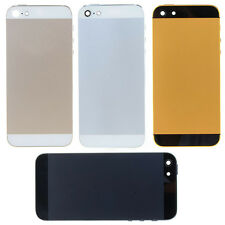 Housing Case Back Rear Door Battery Cover Assembly For iPhone 5G#