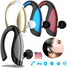 Universal 4.0 Bluetooth Headset Stereo Earphone Handfree For iPhone 6 7 LG Moto
