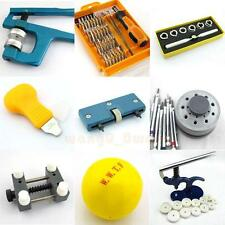 New Watchmaker Watch Repair Tool Back Case Opener Snap Back Remover Screwdriver