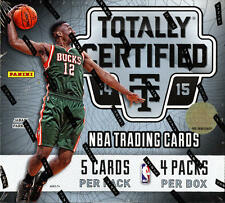 2014-15 Panini Totally Certified NBA  - Finish Your Set *GOTBASEBALLCARDS