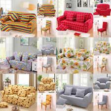 DIY Sofa/Chair Seat Arm Chair Settee Protector Furniture Throw Quilted Slipcover