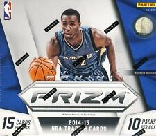 2014-15 Panini Prizm NBA #1-150 - Finish Your Set - WE COMBINE S/H