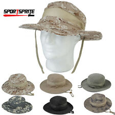 Bucket Hat Hats Hunting Boonie Cap Outdoor Camo Fishing Hiking Military QucikDry