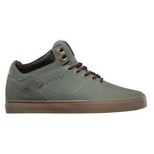 EMERICA Skateboard Shoes THE HSU G6 GREY/GUM/RED