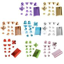 Replacement Full Buttons Custom Mod Kit Set For Sony PS4 Playstation Controller