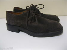 Cole Haan Brown Suede Oxford Suede Shoes Size 7 D