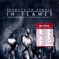 In Flames - Reroute to Remain - In Flames CD 4TVG