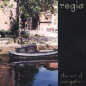 Regia - The Art of Navigation / 1999 / SpinART Records (USA)