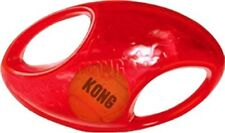 Kong Dog HOLIDAY JUMBLER FOOTBALL Med/Lrg, Lrg/Ex Lrg Dog Toy COLORS VARY