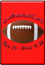2014 Topps Football #221-440 - Finish Your Set - *WE COMBINE S/H*