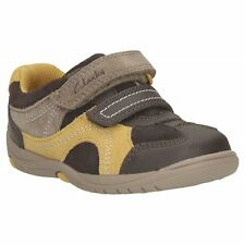 Clarks Clarks Boy's Ru Rocks First Shoe
