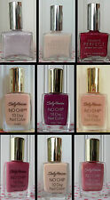 ONE NEW SALLY HANSEN NAIL POLISH - YOU PICK! - (NO CHIP OR BEYOND PERFECT)