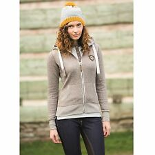 Horseware Womens Ladies Herring Hoody Full Zip Horse Riding Sweats Top