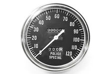 Police Special Speedometer with 2240:60 Ratio,for Harley Davidson motorcycles...