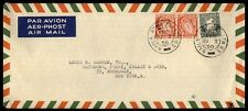 Baile atha Cliath February 20, 1950 colorful franking cover to New York