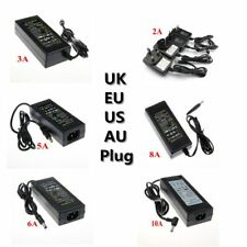 DC 12V 2A/3A/5A/6A/8A/10A Power Supply Charger Adaptor Plug For LED Strip Light