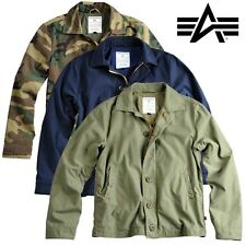 Alpha Industries Men'S Jacket Authentic Utility MA1 Field S M L XL XXL