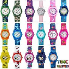 Timex Time Teacher Elastic Strap Children / Youth My 1st Watch and More . .