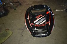 #855 2003 Polaris rmk vertical escape 800  hood