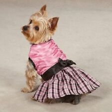 Choose Your Size - East Side Collection - First Lady Ruffle  Taffeta - Dog Dress