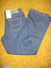 NEW OFFICIAL BOY SCOUT 5 POCKET PANTS DENIM BLUE JEANS YOUTH SZ CLASS B UNIFORM