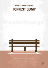 poster / Canvas picture No193 My Forrest Gump minimal movie poster - chungkong
