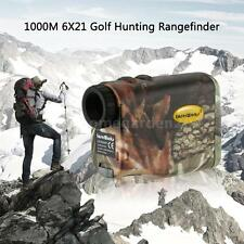 6X21 Hunting Monocular Telescope Rangefinder Ranging Speed Distance Hiking X1V4