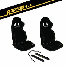 Raptor 4x4 Sport Bucket Seats Off Road Interior Racing Styling Seat