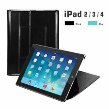 Smart Wake-up Magnetic PU Leather Folio Case Cover For iPad 2 3 4/ Mini/air New