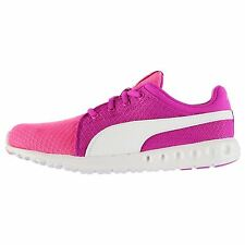Puma Kids Carson Runners Junior Girls Trainers Lace Up Cross Training Shoes