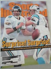 JANUARY 13, 1997 SPORTS ILLUSTRATED - MARK BRUNELL - KERRY COLLINS