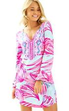 LILLY PULITZER $178 NWT Gianna TUnic Dress Oh My Guava  XLARGE XL