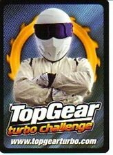 Top Gear Turbo Challenge  Cards  RARE FOIL CARDS   221 TO 253   CHOOSE