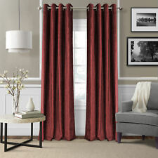 Elrene Home Fashions Victoria Velvet Blackout Thermal Single Curtain Panel