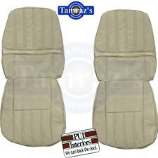 1970 Camaro Deluxe Front & Rear Seat Upholstery Covers - PUI