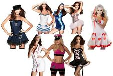 HEN PARTY / NAUGHTY ADULT FANCY DRESS / SEXY OUTFIT / COSTUME / COSTUMES OUTFITS