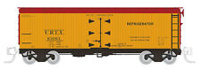 Rapido Trains 521040 N Union Refrigerator Transit URTX 37' Wood Reefer Single