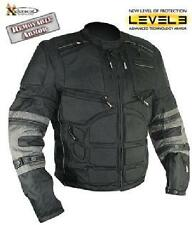 Xelement CF5050 Cordura Armored Jacket with Removable Sleeves