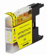 printer cartridge ink cartridges yellow compatible with Brother LC-1280