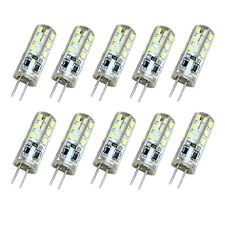 10 x G4 led Bulbs Capsule Cool Warm White Replace Halogen DC 12V Light Bulb Lamp