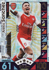 Match Attax Extra 16/17 HTH MOTM Magic Moments 25 Years Pick From List