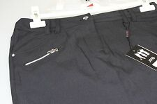 JRB Ladies Golf Shorts/Skirt All In One Skort Team Stretch 10 12 14 16 18  Black