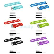 Replacement Silicone Wrist Band Strap for Garmin Forerunner 910xt